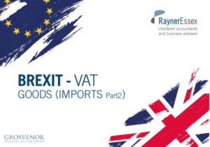 Brexit webinar for businesses - imports