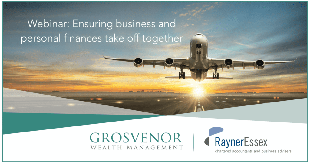 business and personal finances