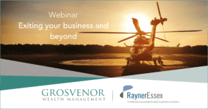 Webinar Exiting your business and beyond