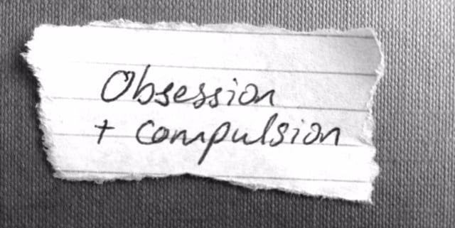 obsession and compulsion